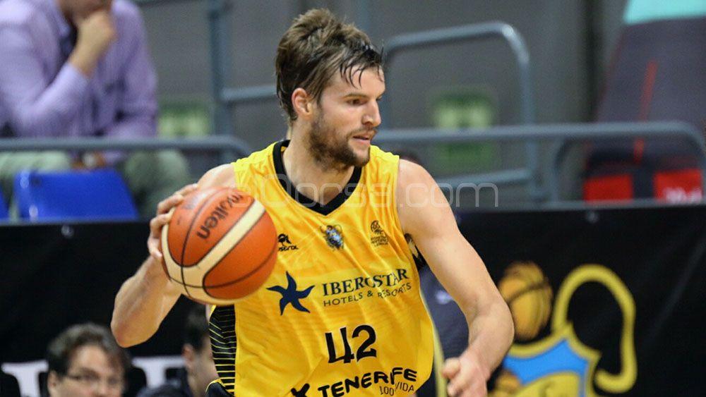 Aaron Doornekamp, MVP de la jornada