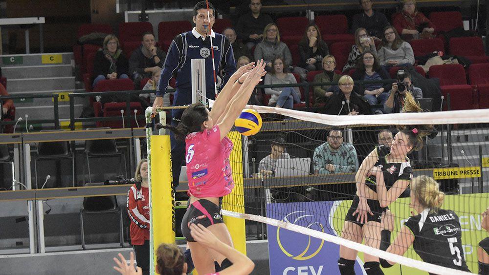 El CV Haris gana en Bélgica pero se despide del sueño europeo
