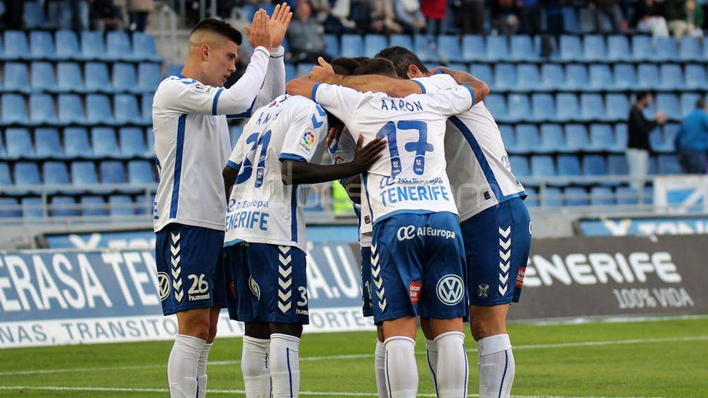 CD Tenerife – Real Zaragoza, duelo para dormir en playoff