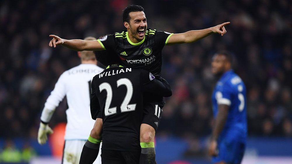 Pedro Rodríguez no para de marcar con el Chelsea