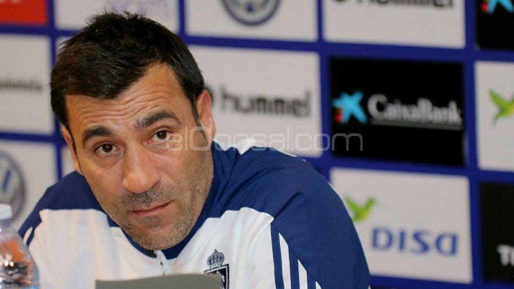 """Agné: """"El CD Tenerife es un buen equipo y tiene un buen entrenador, me alegraré si le va bien"""""""