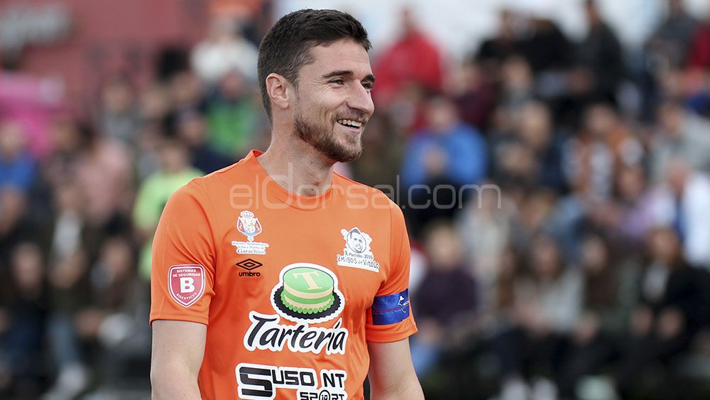 Omar Ramos, objetivo para la banda izquierda del CD Tenerife