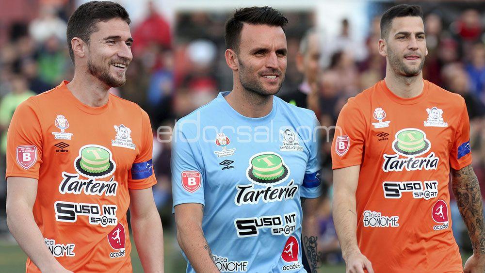 Los jugadores que la afición del CD Tenerife echa de menos