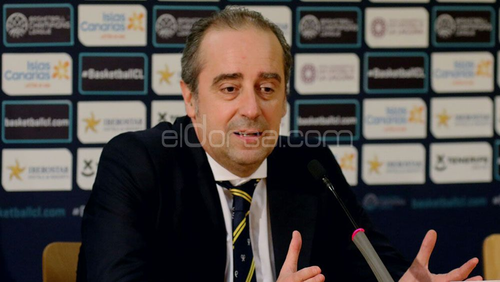 """Vidorreta: """"El equipo ha estado magnífico atrás y hemos sacado un buen resultado"""""""