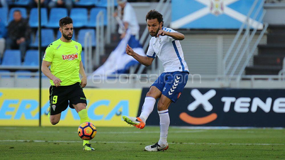 Así vivimos la gran victoria del CD Tenerife contra el Córdoba CF