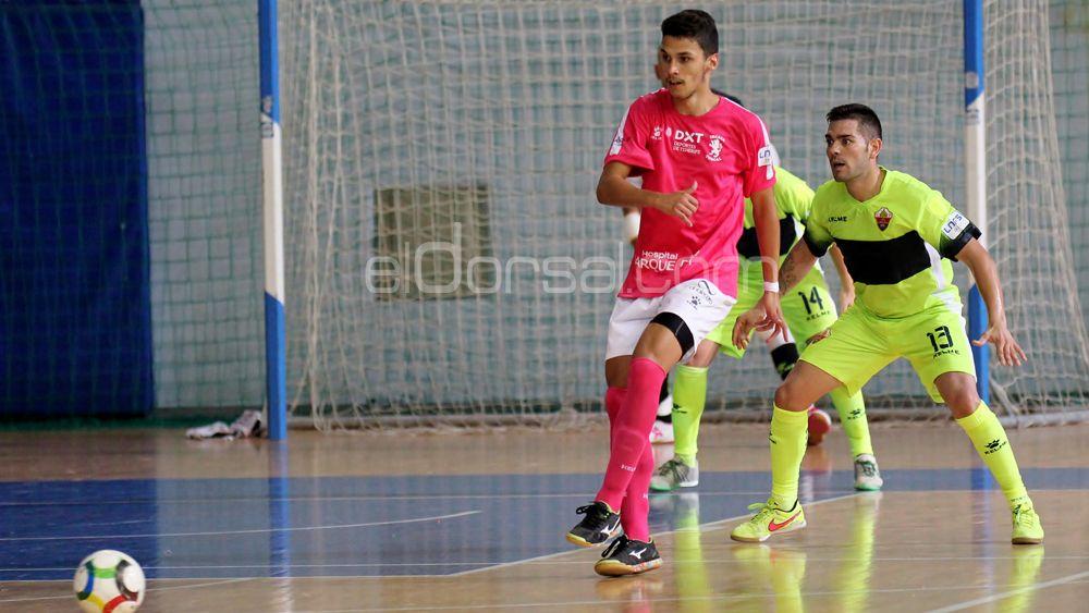 Edu Herrera se desvincula del Iberia Toscal