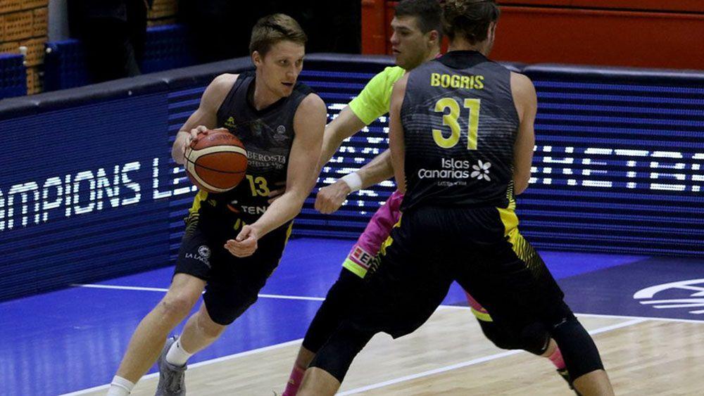 El rodillo de Iberostar Tenerife para ser primero de Grupo en la Champions