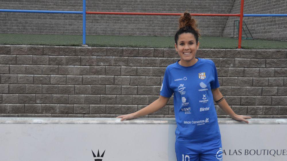 """Cindy: """"La Real Sociedad es un equipo rocoso, pero la UDG Tenerife llegará muy bien al domingo"""""""