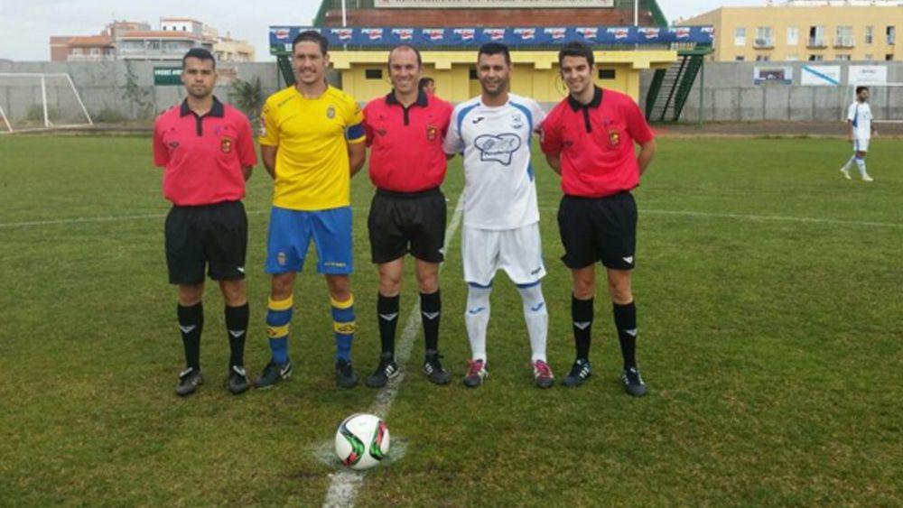 Las Palmas Atlético-Ibarra, plato fuerte de la jornada en Tercera