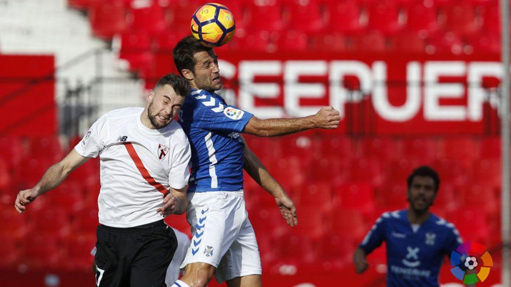 Así vivimos el empate entre Sevilla Atlético y CD Tenerife