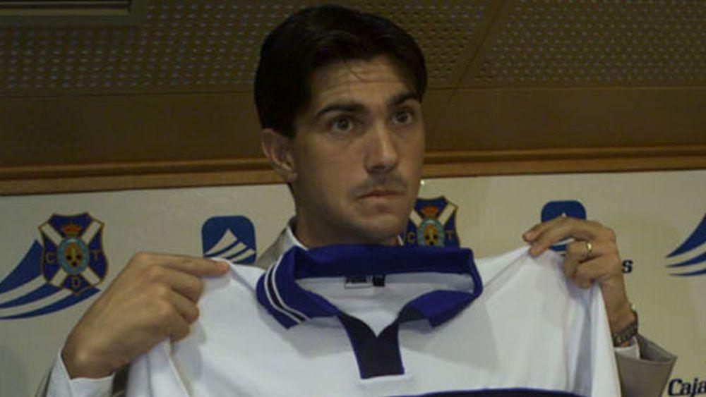 José Luis Martí quiere cerrar el círculo en el CD Tenerife