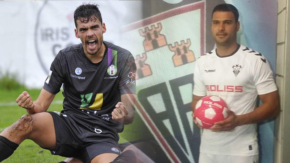 Airam Benito y Aridane, empeñados en batir sus registros goleadores en Segunda División B
