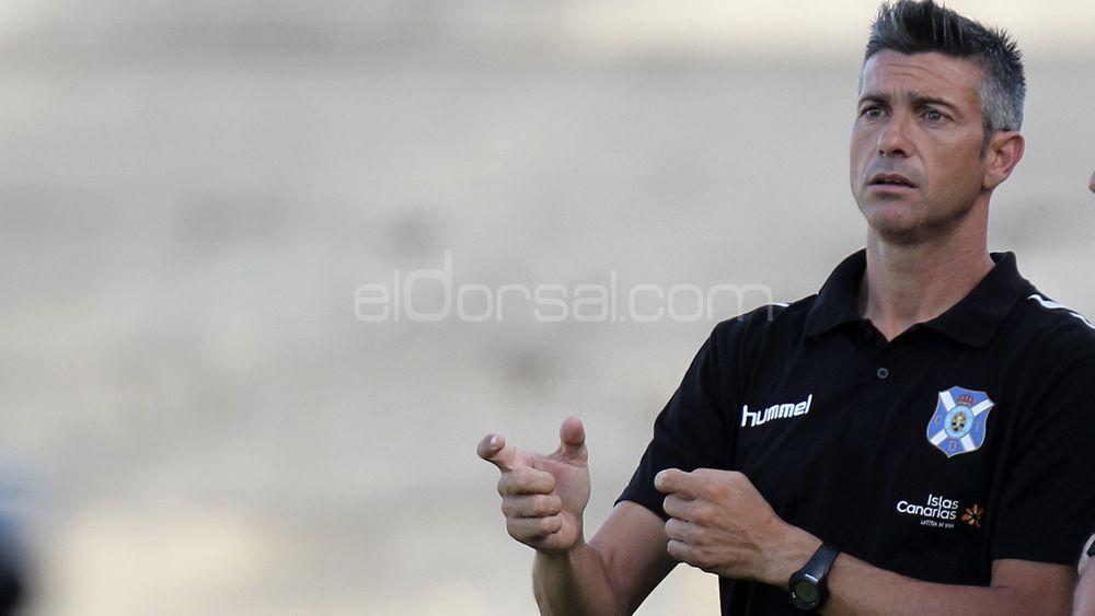 La afición del CD Tenerife opina sobre José Luis Martí