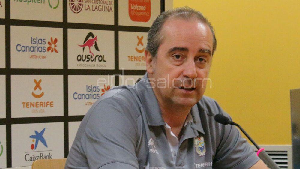 """Vidorreta: """"Llegamos reforzados al partido del domingo tras el buen resultado de Lyon"""""""