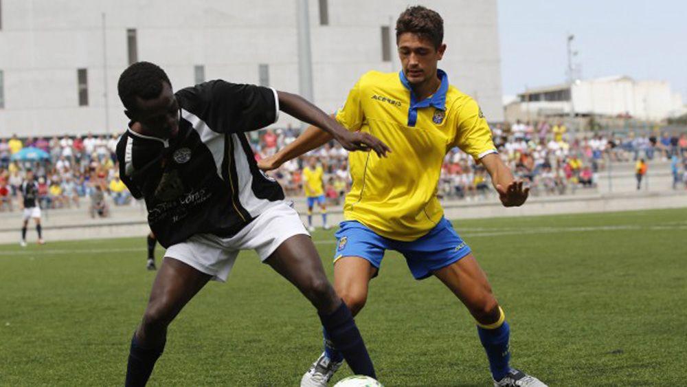 La ilusión del CD Marino amenaza la racha imperial de Las Palmas Atlético
