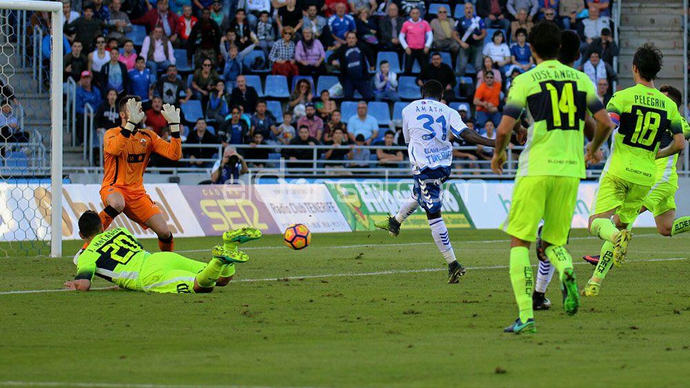 El CD Tenerife suma tres semanas consecutivas en playoff