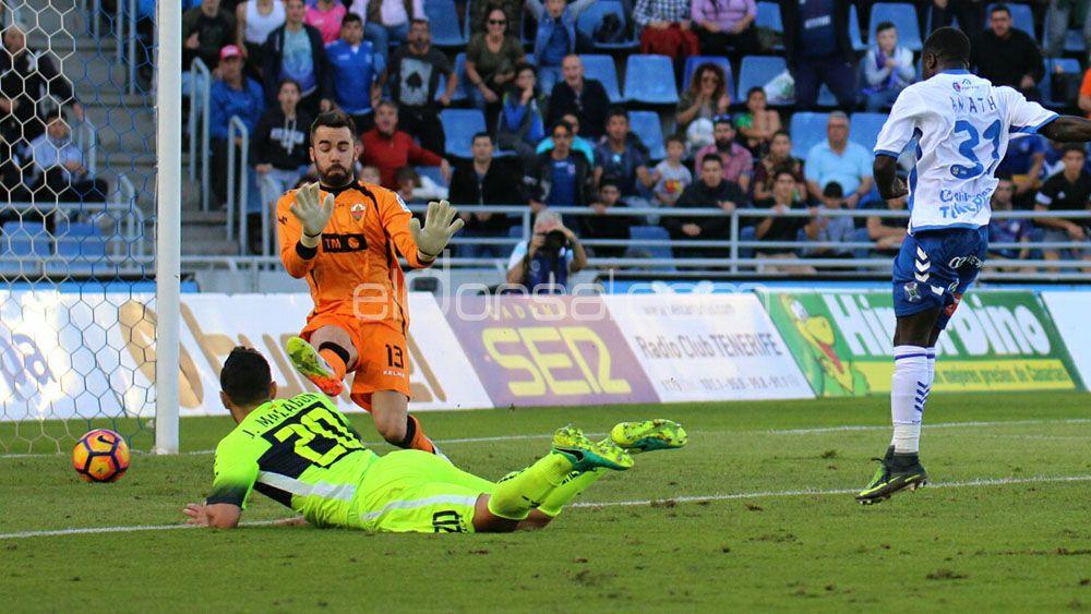 Así vivimos el triunfo del CD Tenerife ante el Elche CF