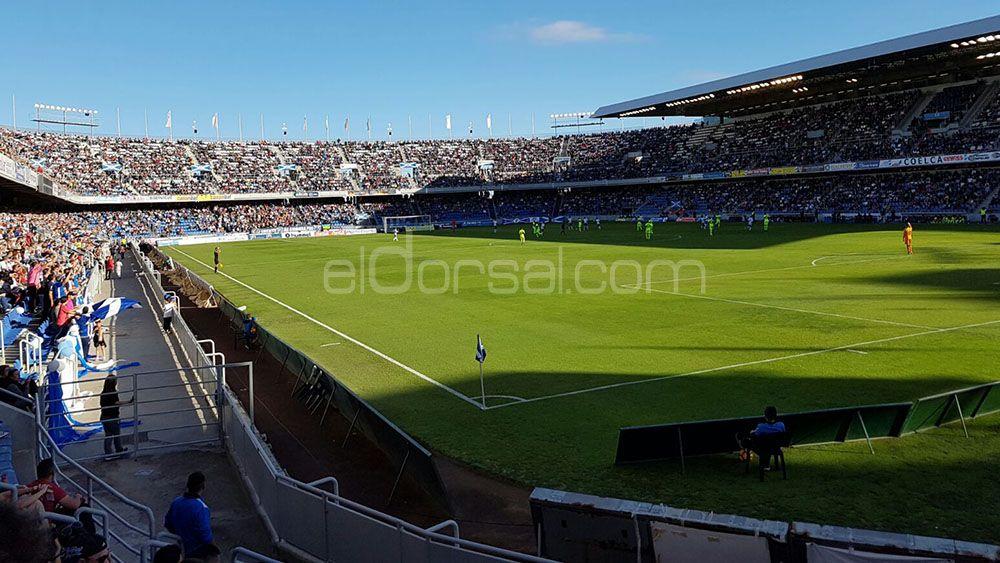 Nueva promoción del CD Tenerife para los últimos seis partidos en el Heliodoro