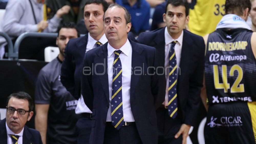 entrenador canarias