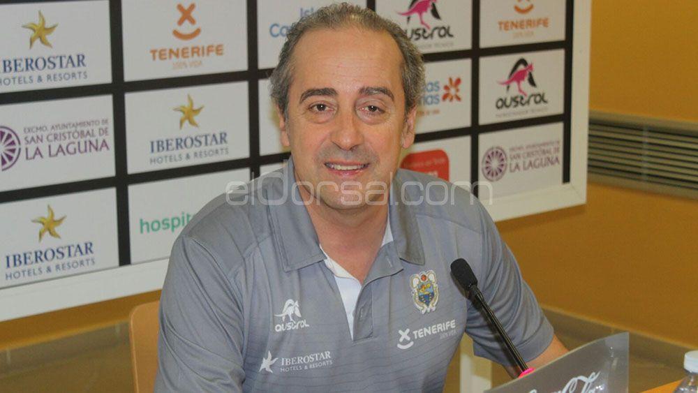 """Vidorreta: """"Con 15 victorias en 19 jornadas no sentimos presión, solo disfrutamos"""""""