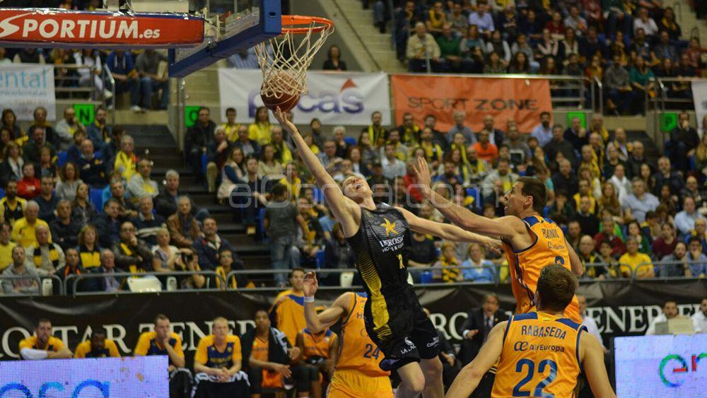 El Iberostar Tenerife – CB Gran Canaria se jugará el 30 de diciembre