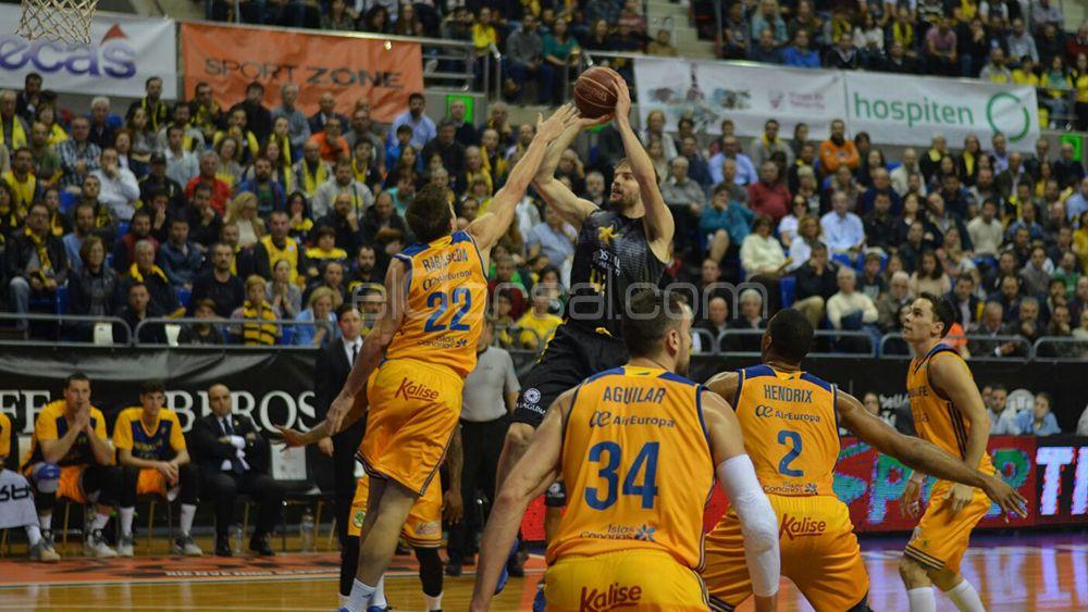 El Iberostar Tenerife regresa a la liga para reencontrar sensaciones