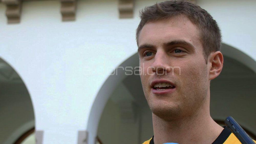 "Abromaitis: ""A pesar de las tres derrotas, ante Baskonia acabamos con buenas sensaciones"""