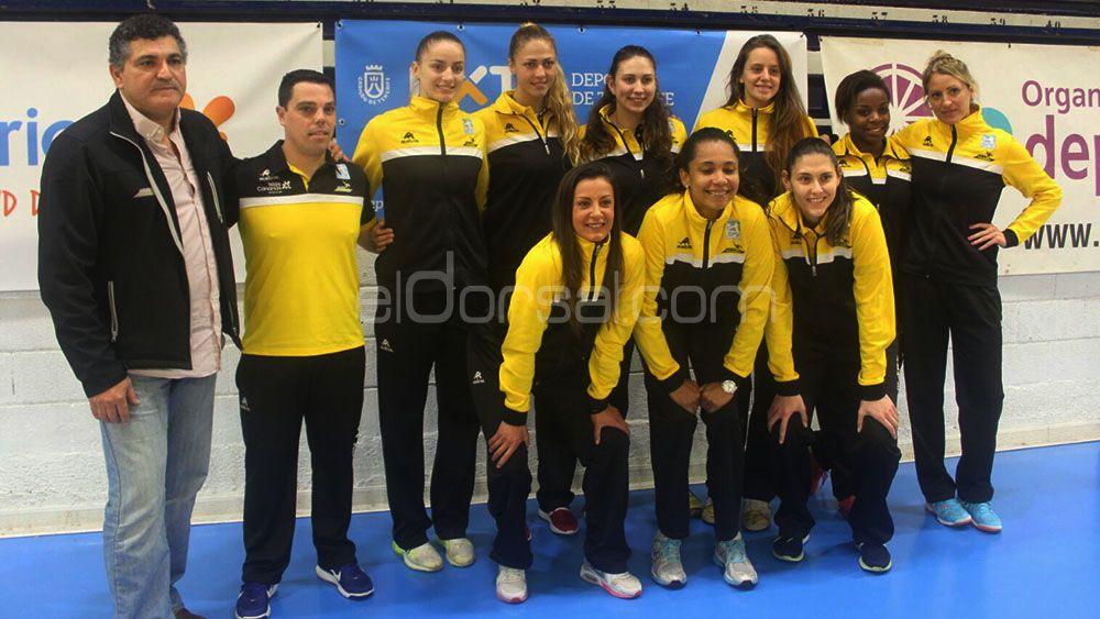 Comienzan los playoffs por el título de la Superliga para el CV Aguere