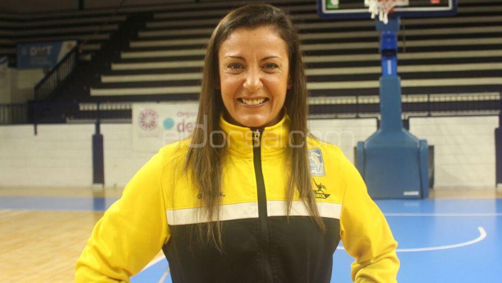 """Nira Pérez: """"La Copa es una competición muy bonita y llegamos con mucha ilusión"""""""