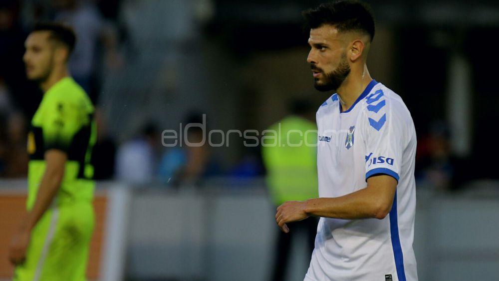 """Tayron: """"Fiché por el CD Tenerife para reencontrarme con mi fútbol y lograr algo importante"""""""