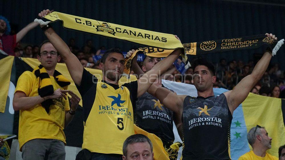 Así vivimos la derrota de Iberostar Tenerife en la Copa del Rey ante Baskonia