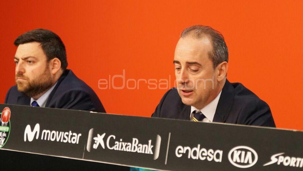 "Vidorreta: ""Ha sido una breve pero positiva aventura de Iberostar Tenerife en la Copa del Rey"""