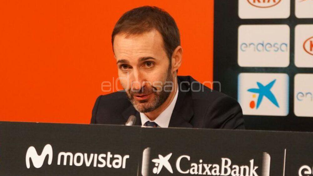 """Sito Alonso: """"Nos fuimos en cuatro o cinco ocasiones, pero Iberostar Tenerife volvió al partido"""""""