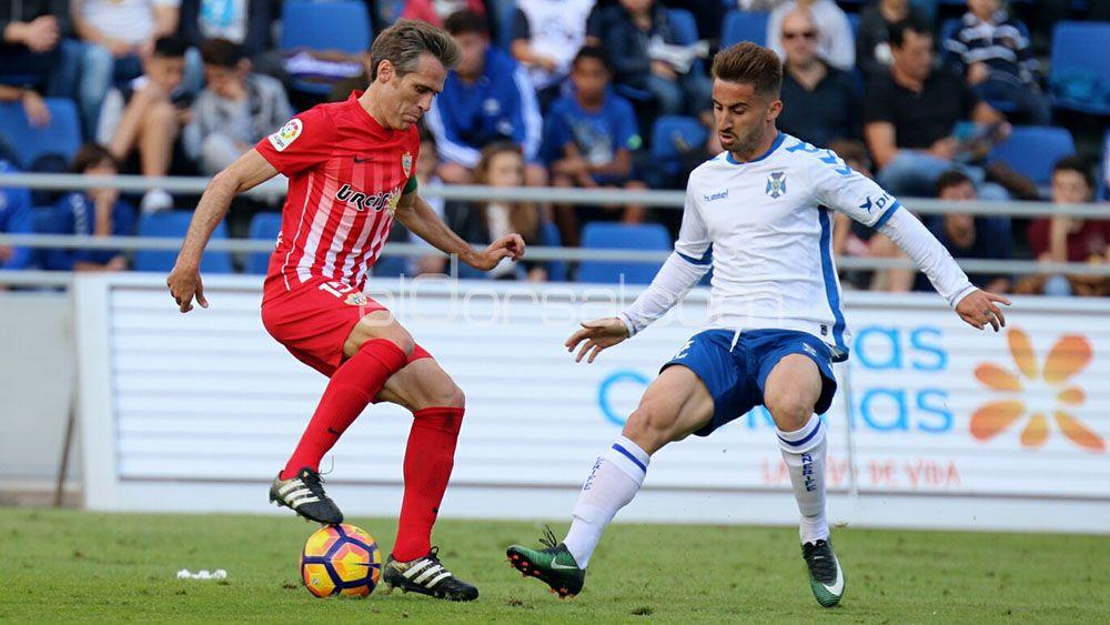 El 'uno por uno' del CD Tenerife contra la UD Almería