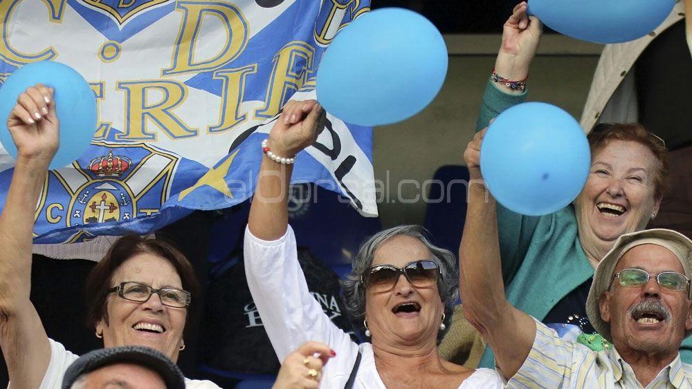 Lo que te perdiste en el CD Tenerife – UD Almería
