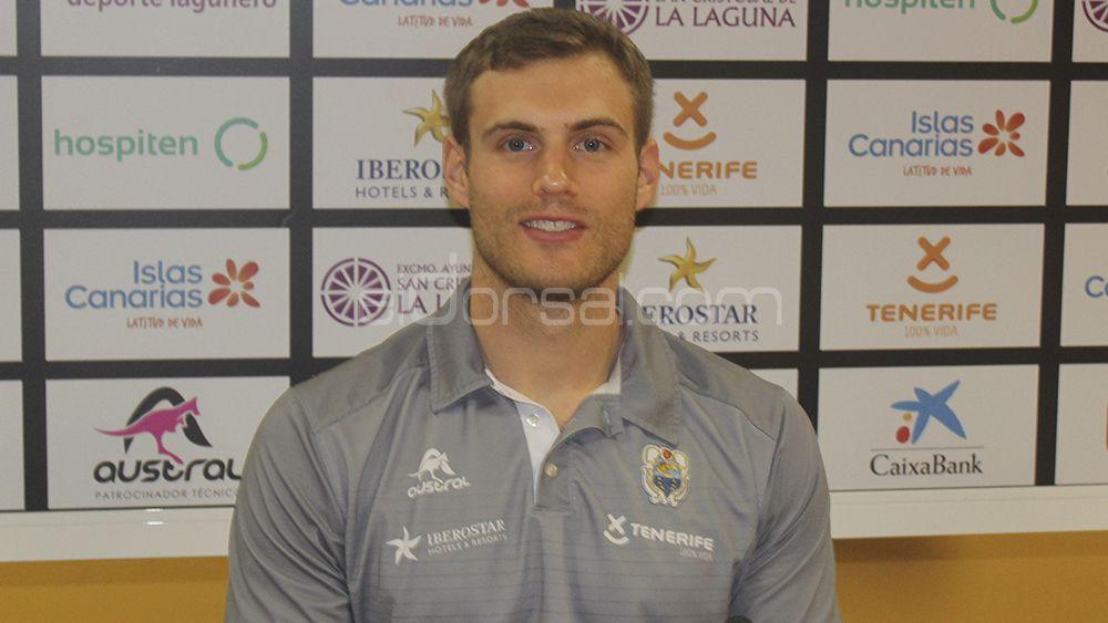 Abromaitis espera olvidar la Copa del Rey con un triunfo en Fuenlabrada