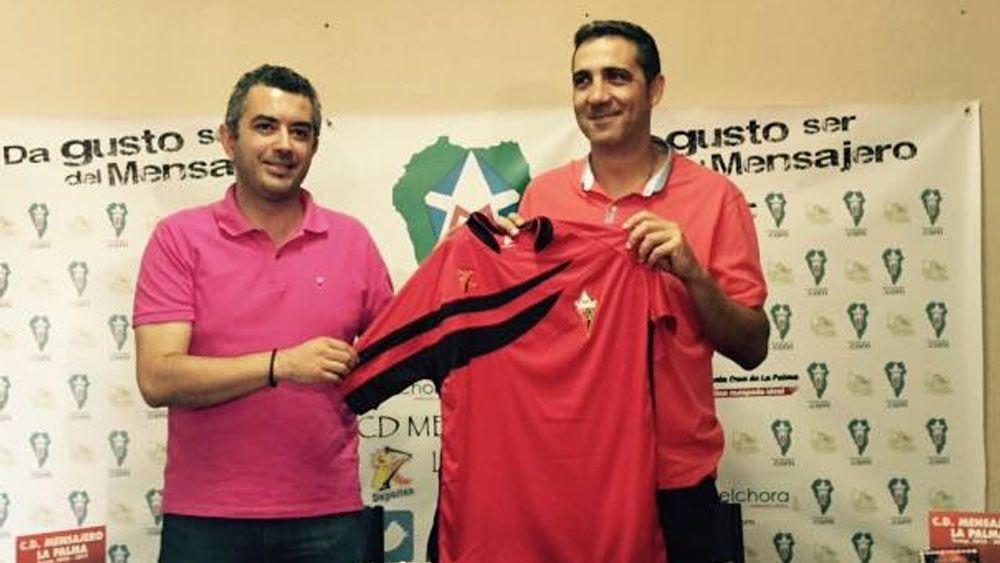 Jaime Molina deja de ser entrenador del CD Mensajero
