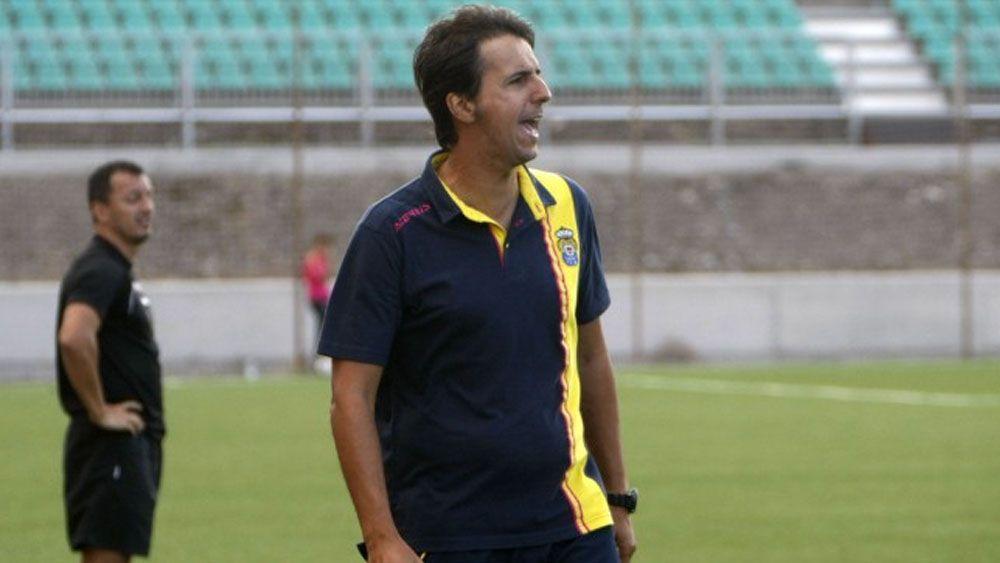 Domingo Oramas, nuevo entrenador del CD Mensajero