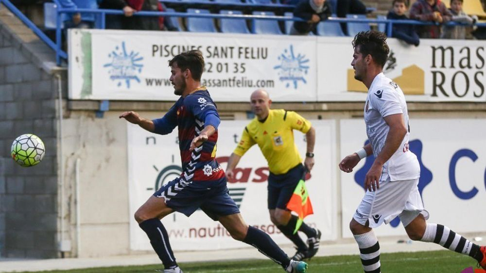 Edu y Joan Oriol, hermanos y rivales en el Mallorca – CD Tenerife