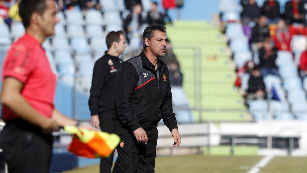 """Olaizola: """"El partido ante el CD Tenerife es lo más parecido a una final"""""""