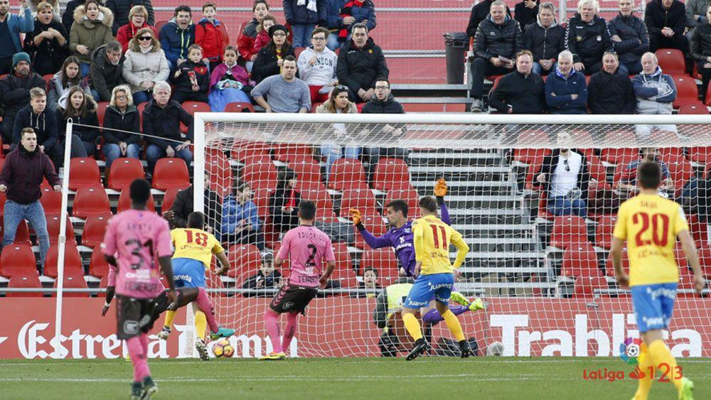 Así vivimos la gran victoria del CD Tenerife contra el RCD Mallorca