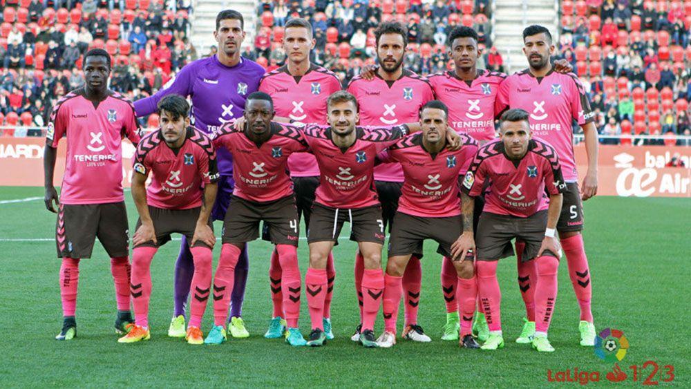 El 'uno por uno' del CD Tenerife contra el RCD Mallorca