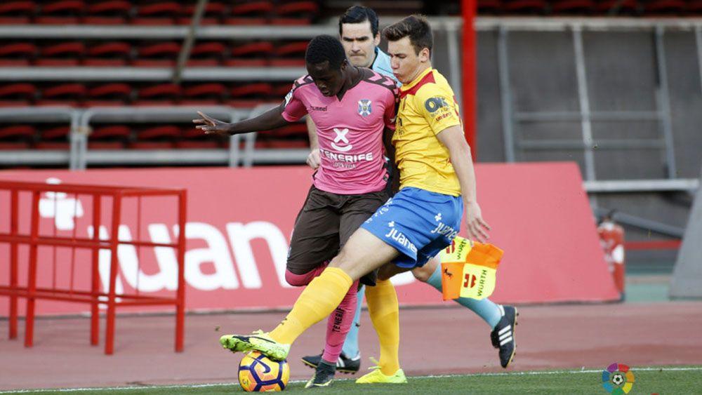 ¿Qué jugador del CD Tenerife fue el mejor ante el RCD Mallorca?