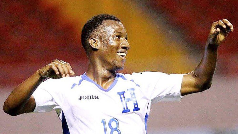 Un golazo de Darixon Vuelto acerca a Honduras al Mundial sub-20