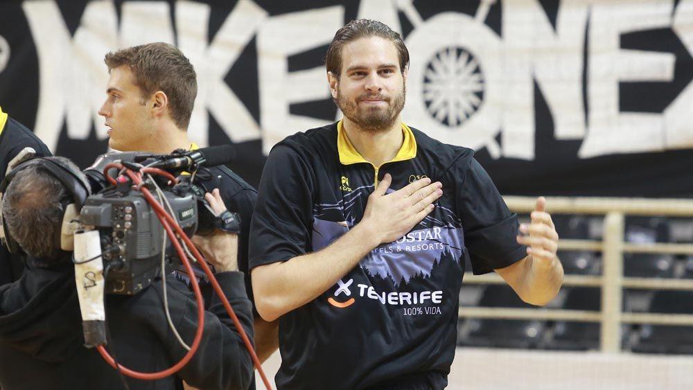 El triple sobre la bocina de Doornekamp y la 'dulce' derrota de Iberostar Tenerife en Grecia