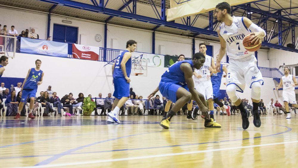 El RC Náutico Tenerife no quiere perder de vista el 'play-off'