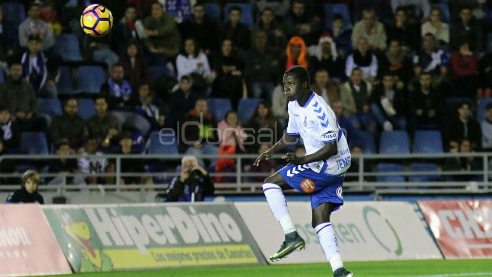 Amath, nominado a jugador del mes en la Liga 1|2|3