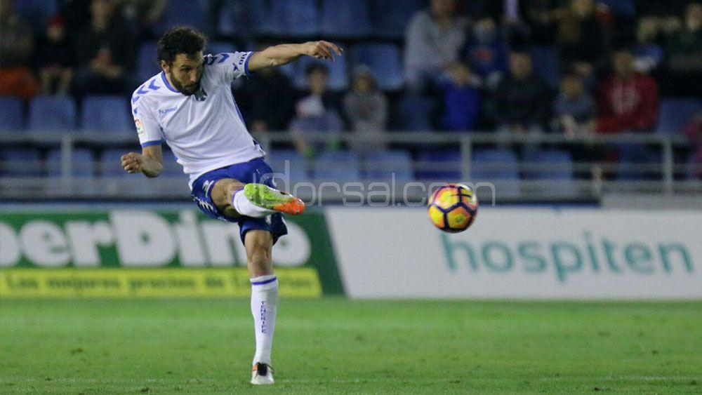 Germán Sánchez abandona el CD Tenerife y ficha por el Granada