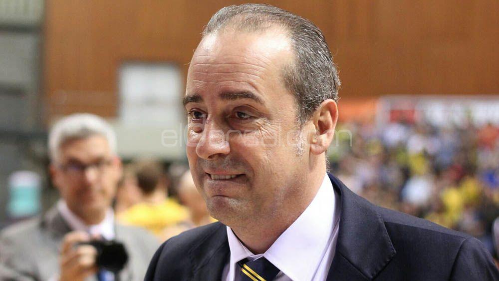 Txus Vidorreta podría regresar al Iberostar Tenerife