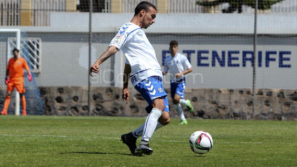 Giovanni pide paso con un golazo con el Tenerife B